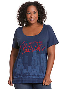 New England Patriots tee