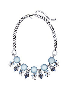 Stone statement necklace by Lane Bryant
