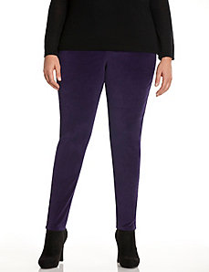 Velvet skinny pant with Tighter Tummy Technology