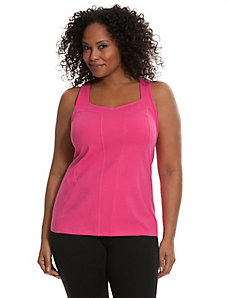 Signature Stretch back interest tank