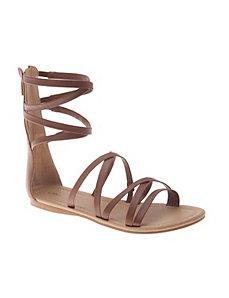 Strappy gladiator sandal