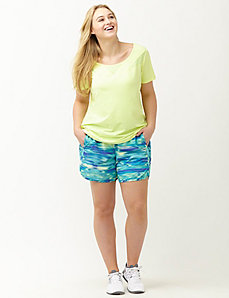 Printed Cooling active short