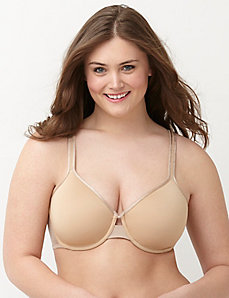 Spacer minimizer bra