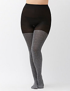 Marled tights by SPANX&reg