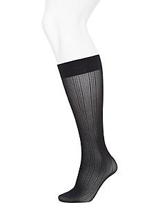 Ribbed trouser sock 2-pack