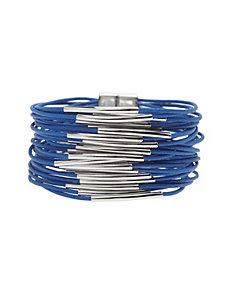 Rope & hardware bracelet