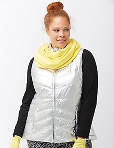 Fleece eternity scarf