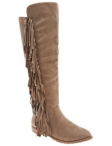 Fringe Riding Boot