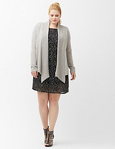 6th & Lane cashmere draped cardigan