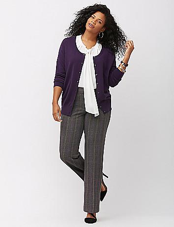 Plus size layering cardigan sweater