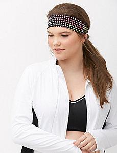 Cooling sport headband