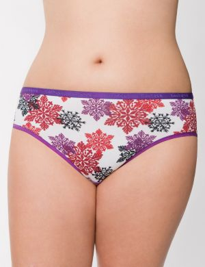 Sassy cotton hipster panty