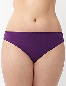 Sassy cotton thong panty