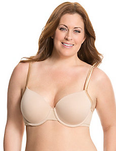 Cotton T-shirt bra