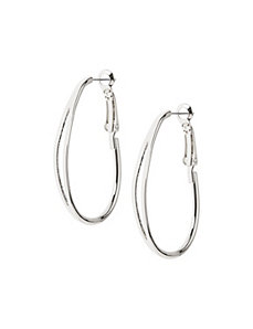 Slit hoops by Lane Bryant