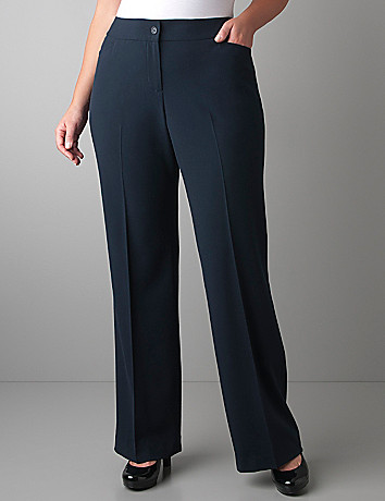 Classic plus size Trouser with Right Fit Technolog