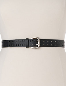 Classic double-prong belt by Lane Bryant