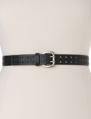 Classic double-prong belt