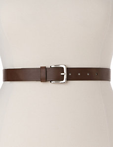 Classic everyday belt