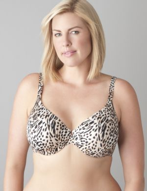 Full coverage unlined Back Smoothing bra