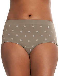 Seamless boyshort panty