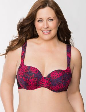 Cushion Comfort balconette bra