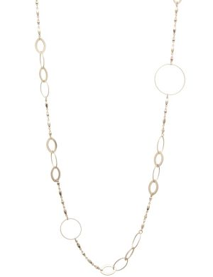 Link necklace by Lane Bryant