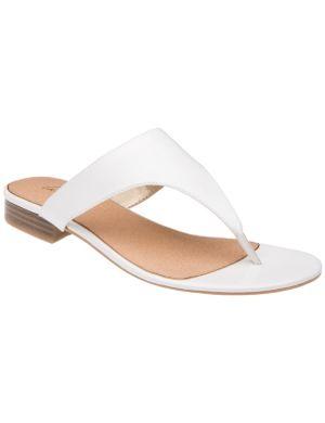 Patent slide sandal
