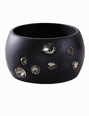 Modern bangle bracelet by Isabel Toledo