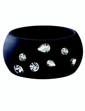 Modern bangle bracelet by Isabel Toledo