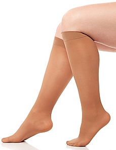 Light Control Graduated Compression Trouser Socks