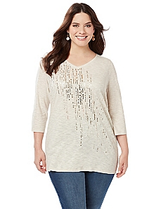 Shimmering Waterfall Top