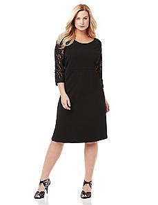 Candlelight Lace Dress