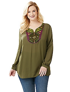 Discovery Blouse