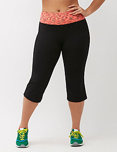 Signature Stretch yoga capri