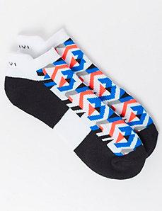 Wicking active socks