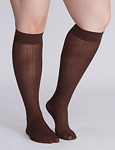 Ribbed trouser sock 2-pack