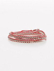 Butterfly Wrap Bracelet