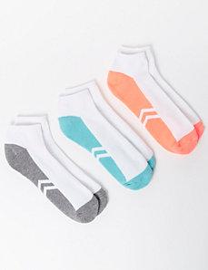Zig Zag Sport Socks 3-Pack