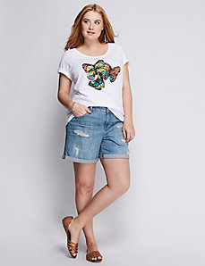 Nationwide Children's Hospital Butterfly Graphic Tee
