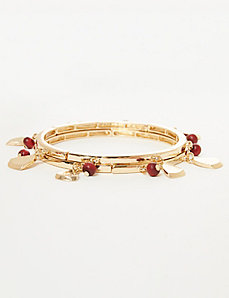 2-Row Stretch Bracelet