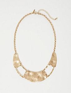 Cutout Collar Necklace