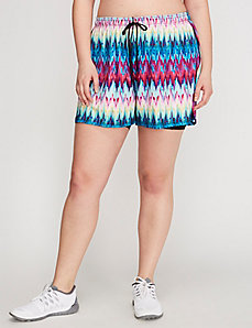 Dual Layer Running Short by Jessica Simpson