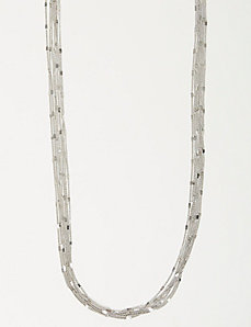 Multi-Layer Chain Necklace