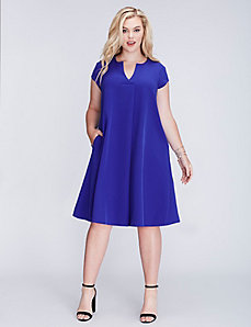 Swing Shift Dress
