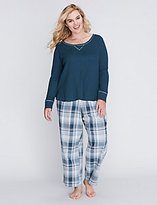 Flannel Sleep Pant