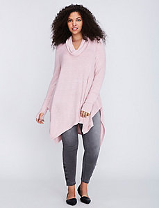 Cowl-Neck Top by Melissa McCarthy Seven7
