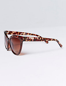 Camo Cateye Sunglasses