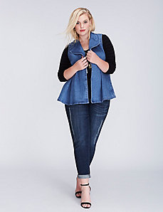 Swing Denim Vest