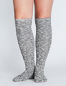 Heathered Boot Sock